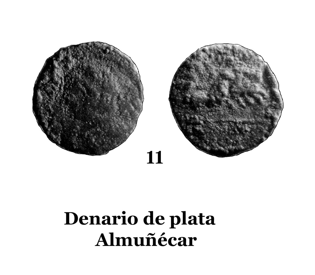 11Denario de plata de Almuñécar 11