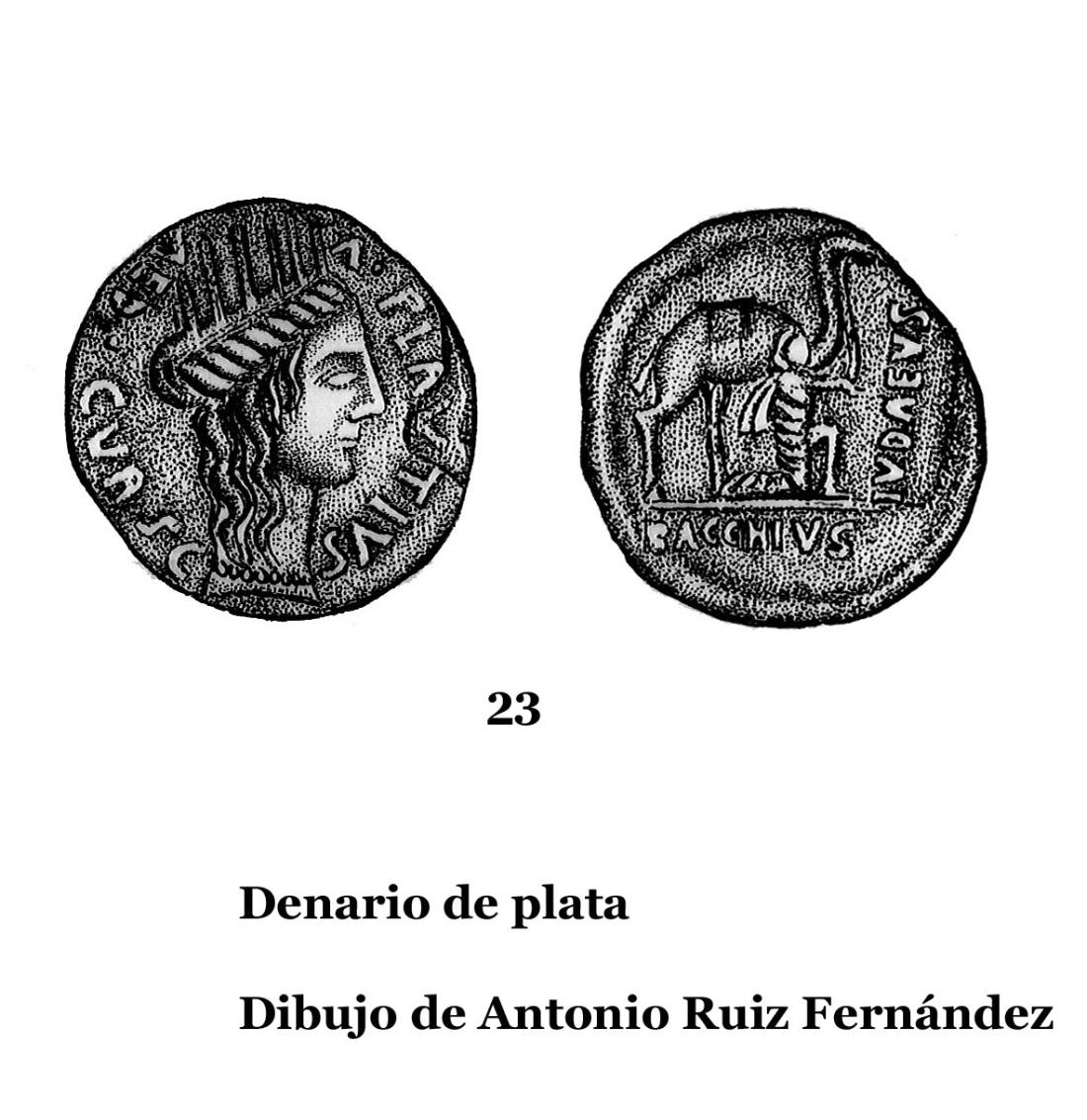 23DENARIOS DE PLATA, DIBUJOS 23 copia