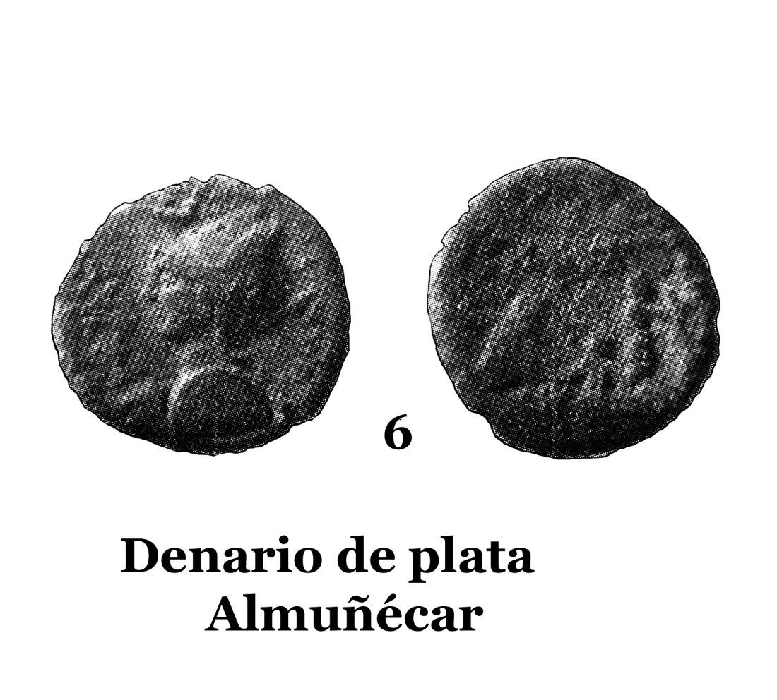 6Denario de plata de Almuñécar 6