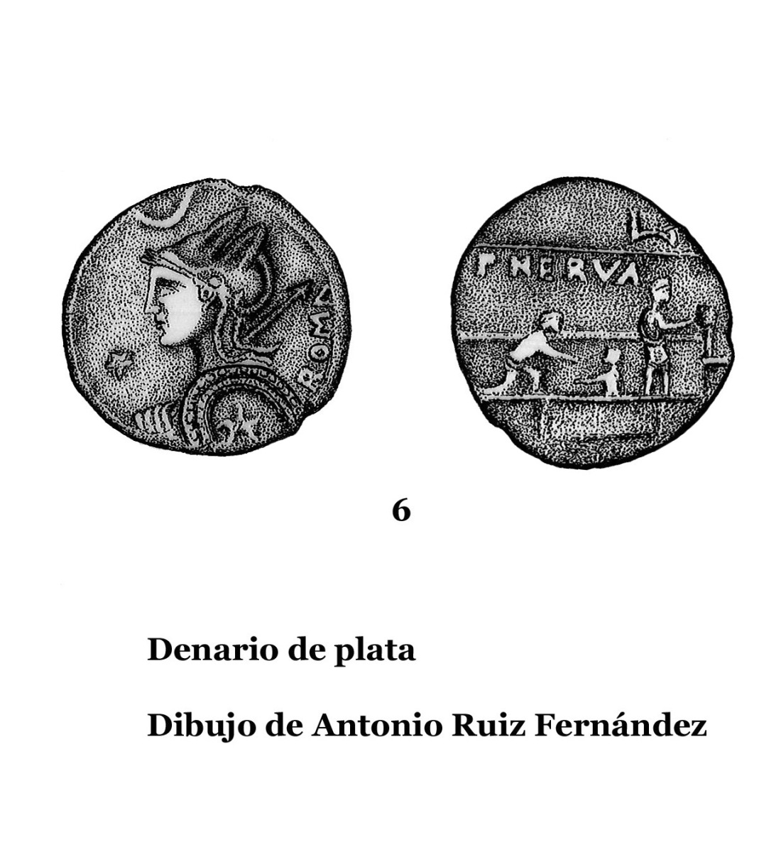 6DENARIOS DE PLATA, DIBUJOS 6 copia