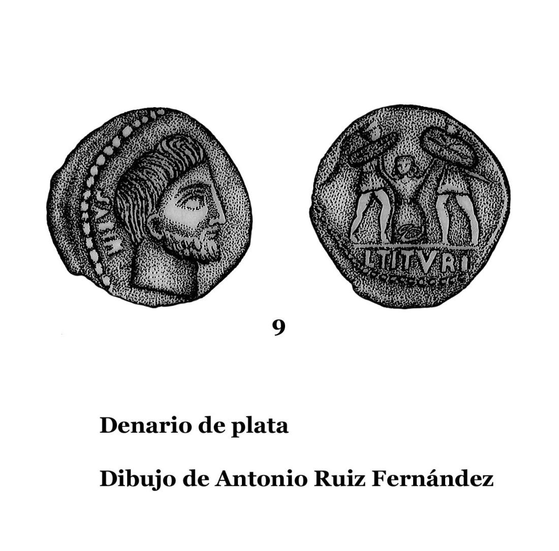 9DENARIOS DE PLATA, DIBUJOS 9 copia