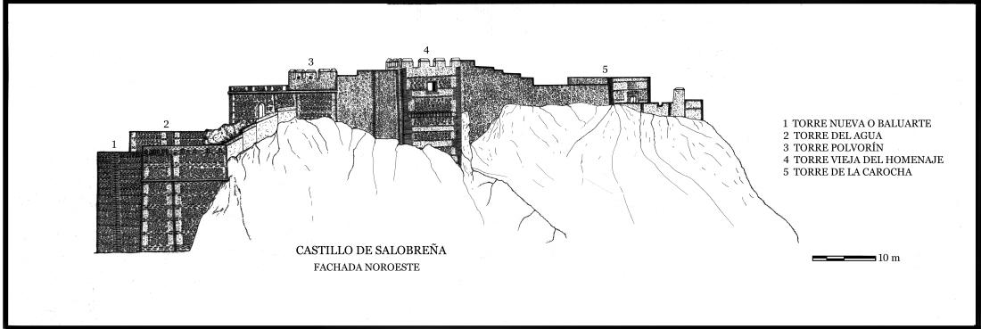 16A CASTILLO DE SALOBREÑA FACHADA NOROESTE copia - copia (1)